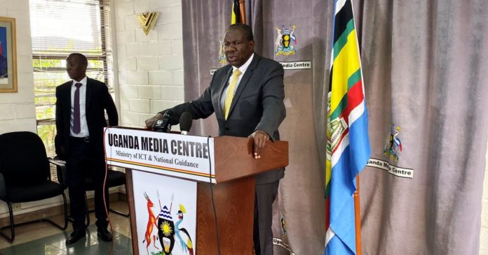Uganda warns cryptocurrency matia kasaija