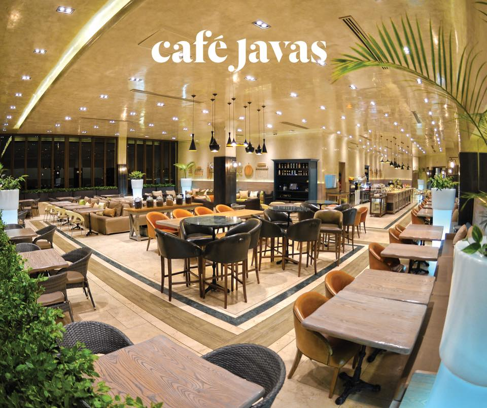 cafe javas restaurant Kampala