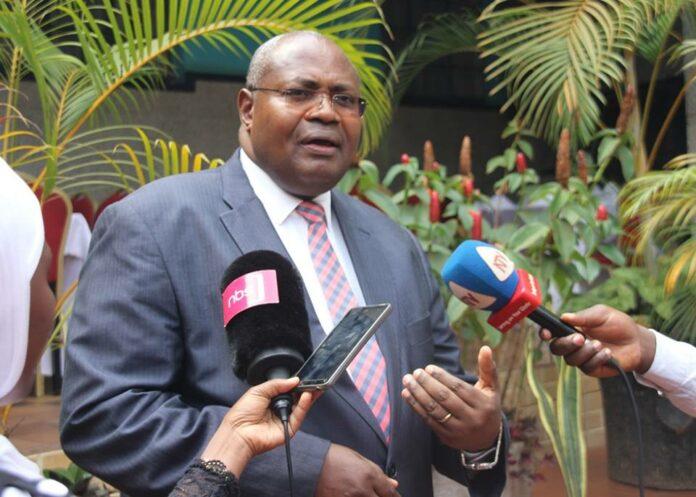 man arrested judge Yorokamu Bamwine's car