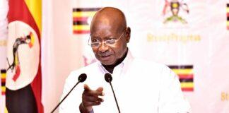 museveni bobi wine enemy uganda Deputy IGP Sabiiti
