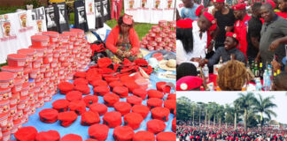 people power ban on red berets