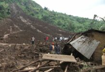 Bududa landslides warning systems