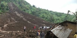 Bududa landslides warning systems