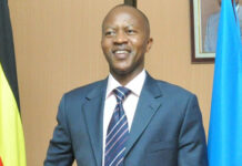 who is Frank Gashumba