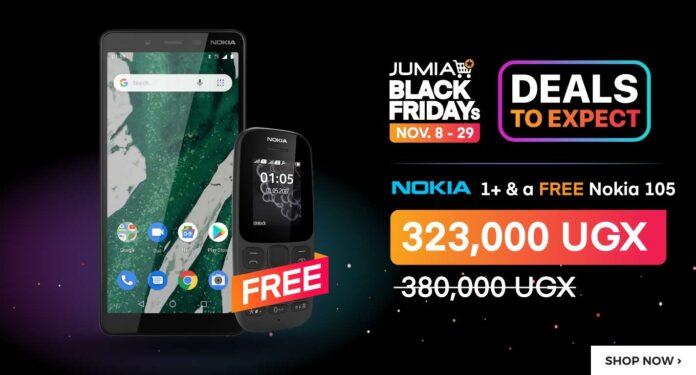 Jumia Black Friday is back