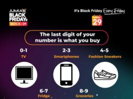 Jumia Uganda Black Friday 2019ft