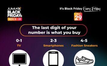 Jumia Uganda Black Friday 2019ft