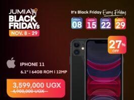 Jumia black Friday November 8