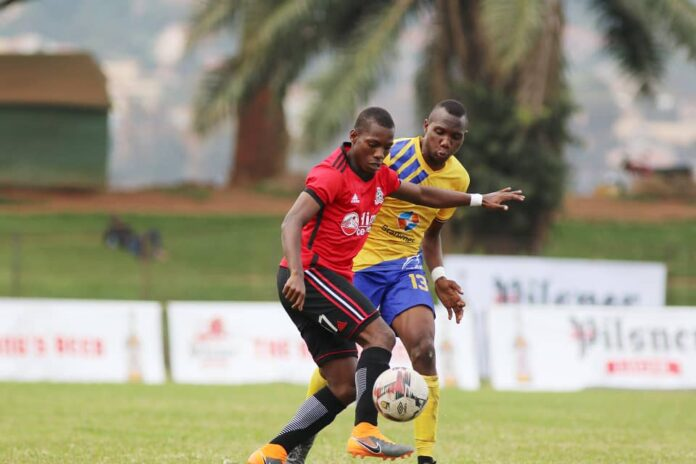 KCCA FC vs Vipers Will KCCA end Golola's unbeaten run