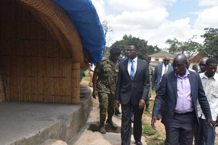 Kasubi Royal Tombs reconstruction