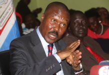Muntu drag Museveni to ICC