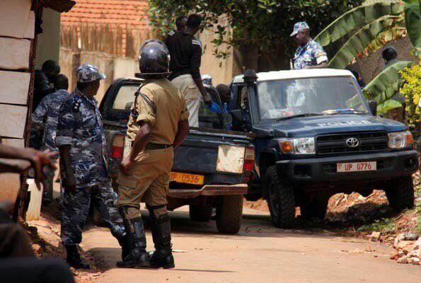 Police block Nambooze museveni icc petition