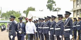 Police Council meets Museveni