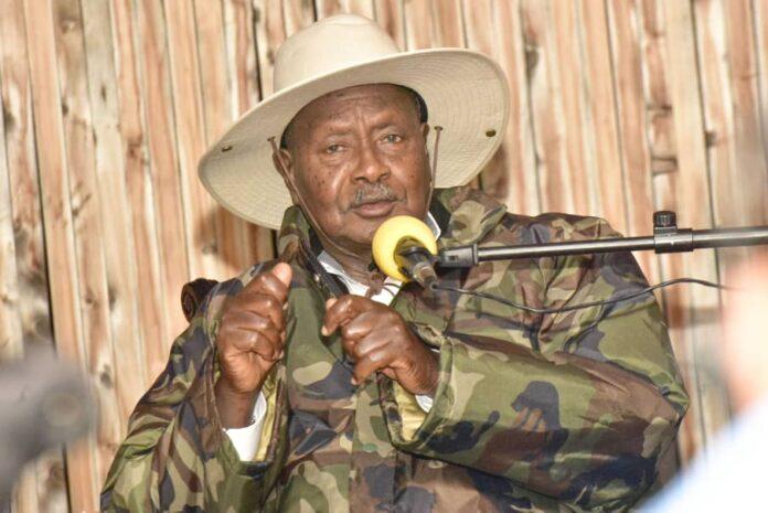 President Museveni Sabiiti wipes out Criminal gangs in Kampala