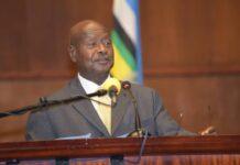 President Museveni gender equality