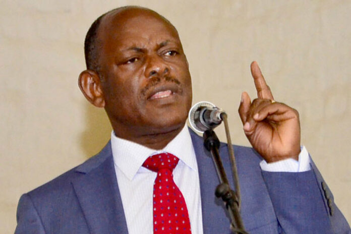 Prof Barnabas Nawangwe calls for more security