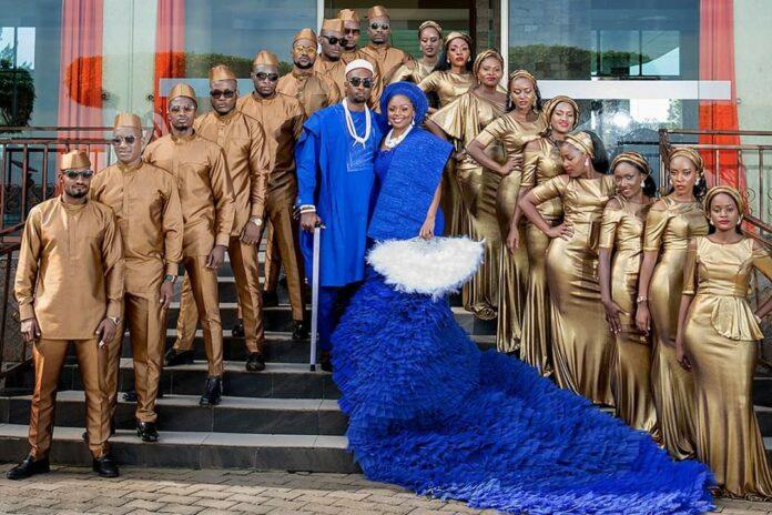 Five most luxurious celebrity ceremonies in Uganda