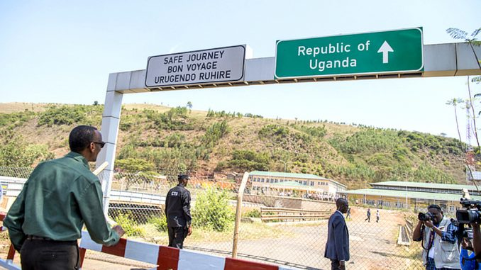 Rwanda government calls off second border meeting with Uganda. File Photo