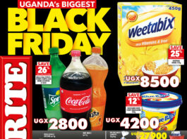 Shoprite Uganda stores black Friday