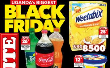 Shoprite Uganda stores black Friday