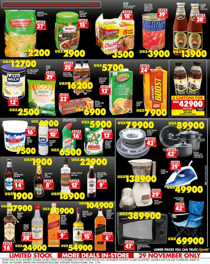 Shoprite Uganda Sale of the Year