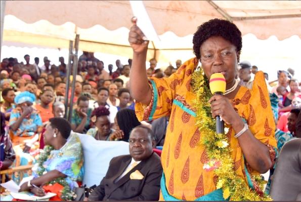 Speaker Kadaga prioritise FGM fight