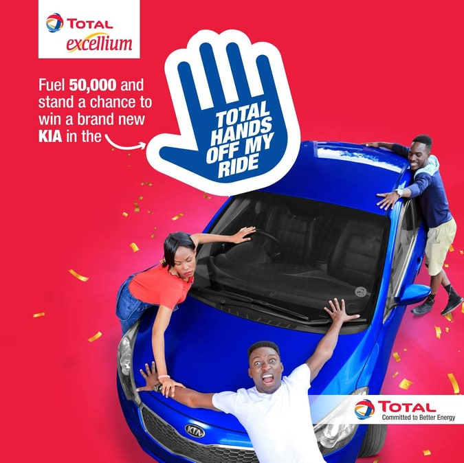 Total Uganda Nationwide campaign