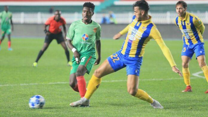 KCCA CAF Confederation Cup