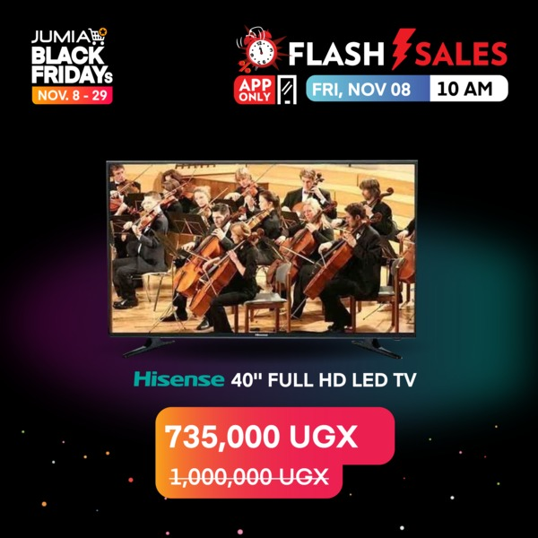 jumia Uganda Black Friday November