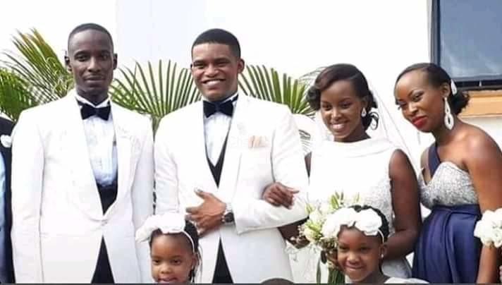 Andrew Kabuura husband Flavia Tumusiime