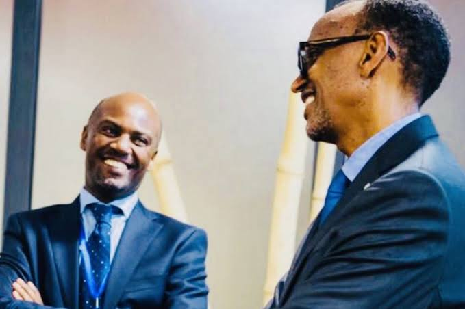 Andrew Mwenda message to Paul Kagame