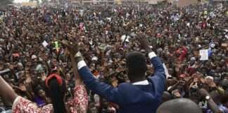 Bobi Wine Electoral Commission Presidential bid