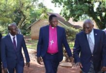 Church of Uganda headteachers