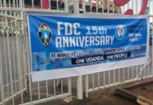 FDC anniversary Namboole Stadium