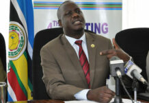 Former EALA speaker Dan Kidega