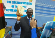 Judges to Kizza Besigye Seek justice court