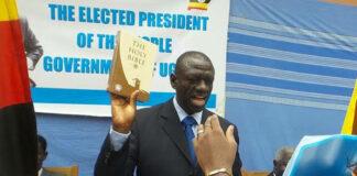 Judges to Kizza Besigye Seek justice court