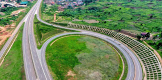 Kampala- Entebbe Express highway toll fees