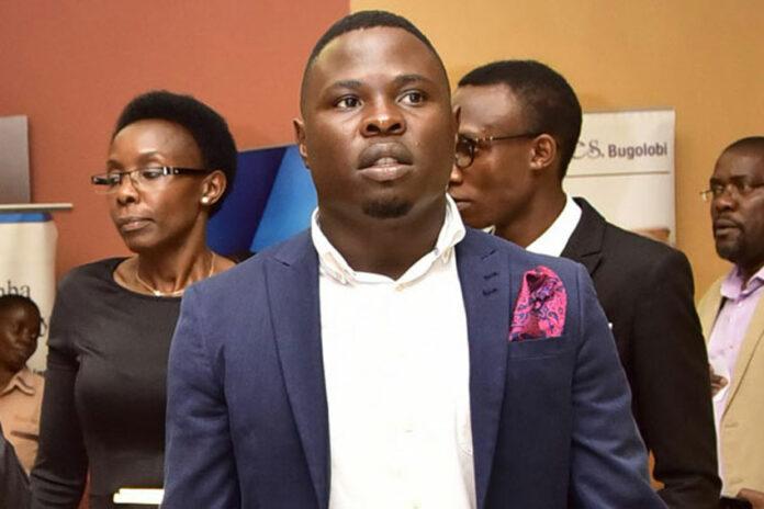 MP Zaake Nawangwe