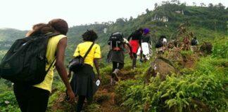 Uganda tourism Mt Elgon
