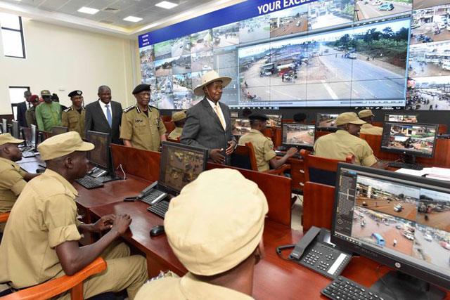 Museveni Police cover-up criminals