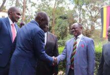 Mutua's criticism William Ruto Institute