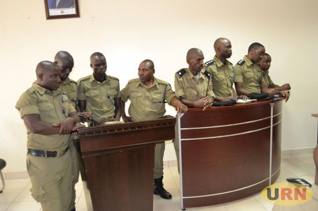 Police Nagirinya and driver Ronald Kitayimbwa Murder URN