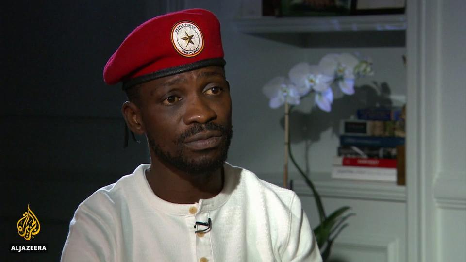 People Power 2021 elections of Bobi wine