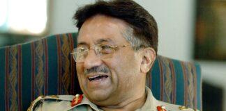 Pervez Musharraf treason