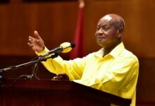 President Museveni Christmas message