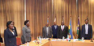 speaker Rwanda boycott EAC meeting in Kampala