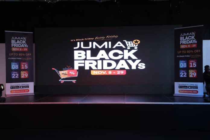 Jumia Uganda Black Friday sale