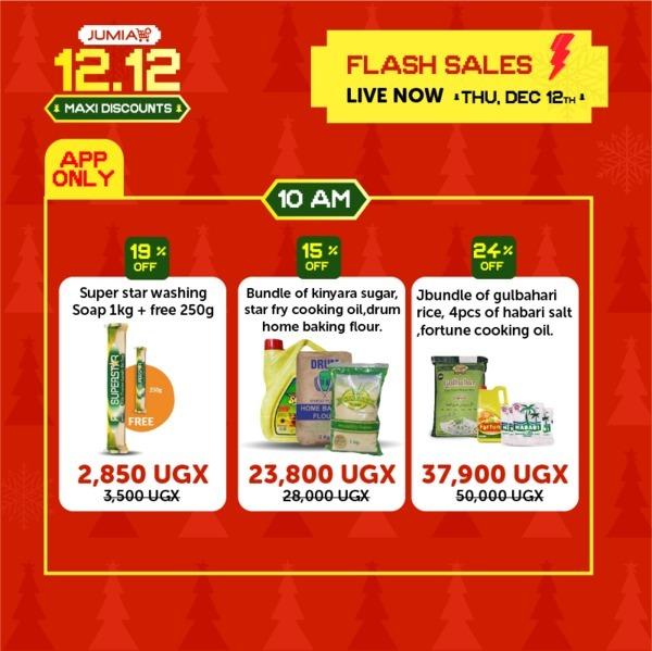jumia thursday flash sale