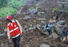 landslides in Sironko District